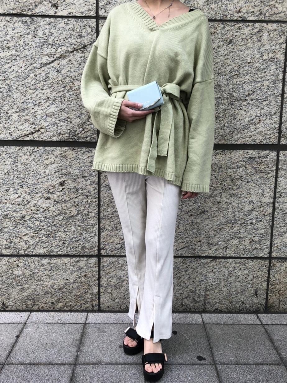 サマンサタバサプチチョイス ルクア大阪店 Chiaki