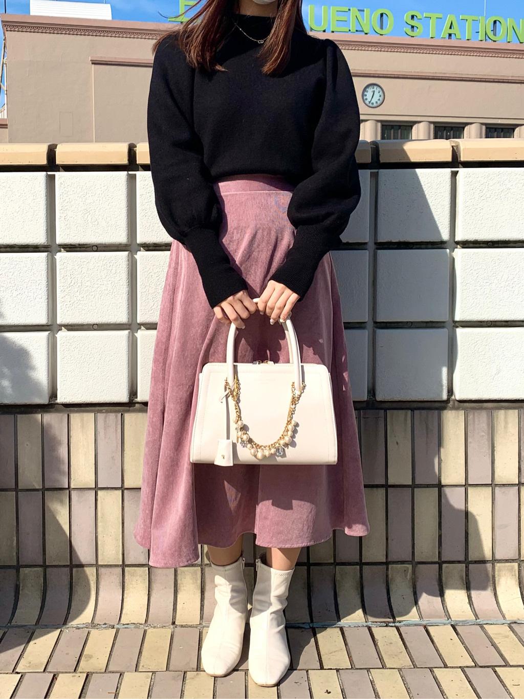 サマンサタバサ 上野マルイ店 rei♡