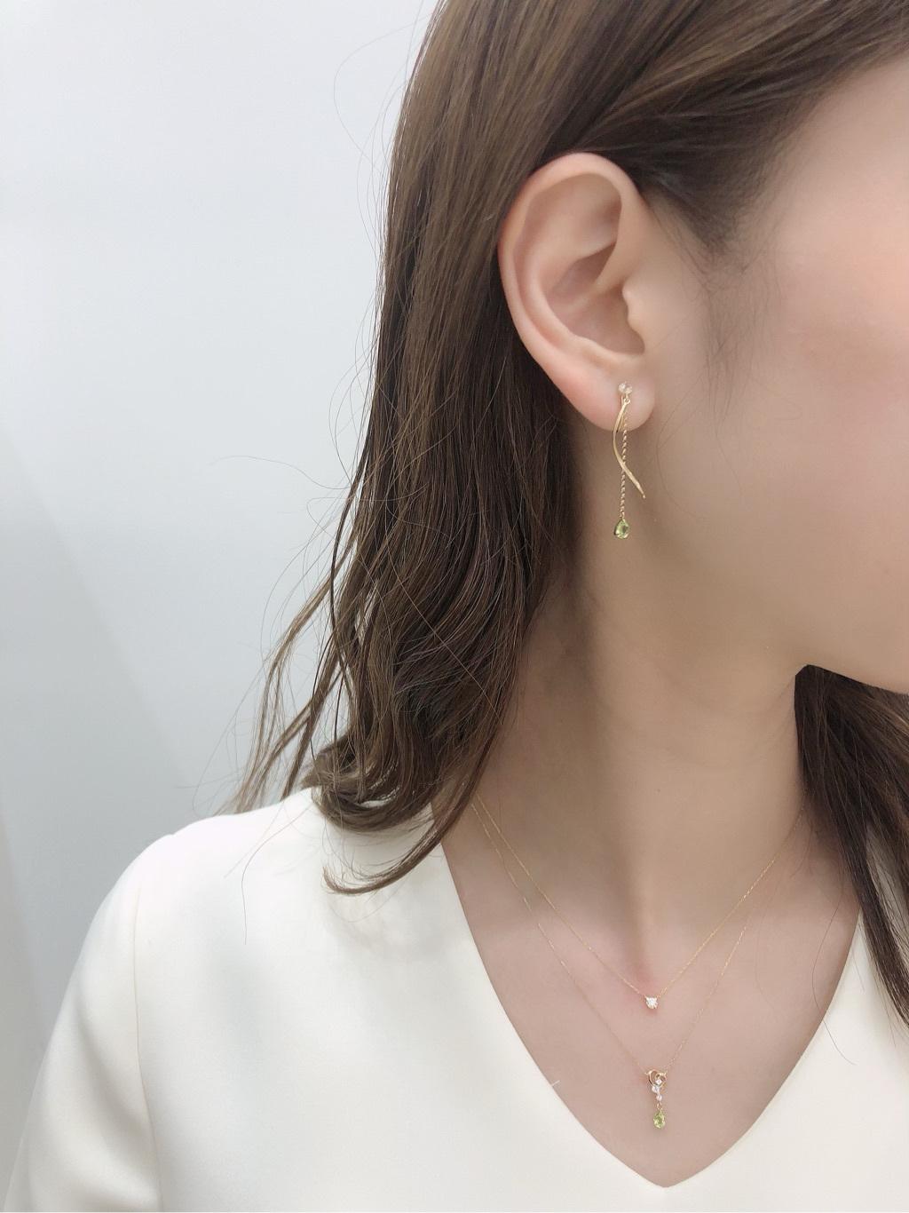 サマンサティアラ  札幌大丸店 RIHO