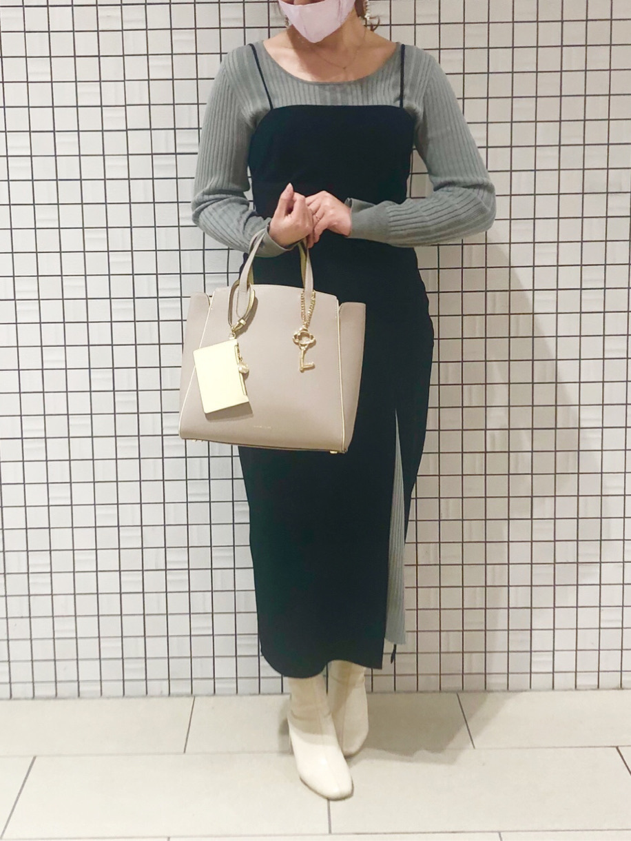 サマンサタバサ 金沢百番街Rinto店 mika