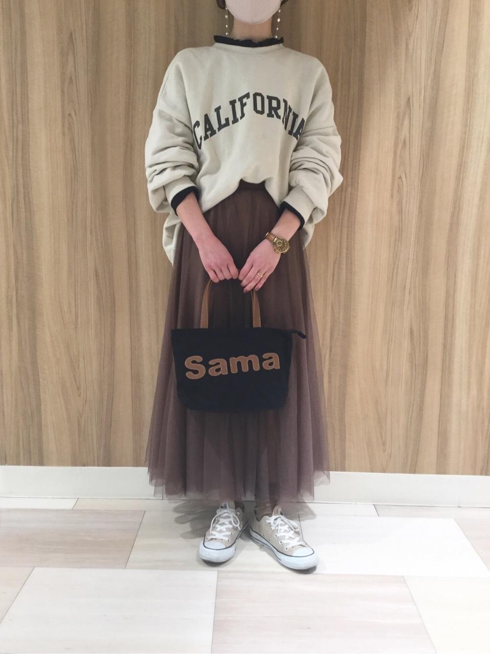 サマンサタバサ 静岡マルイ店 Suga _ o❤︎