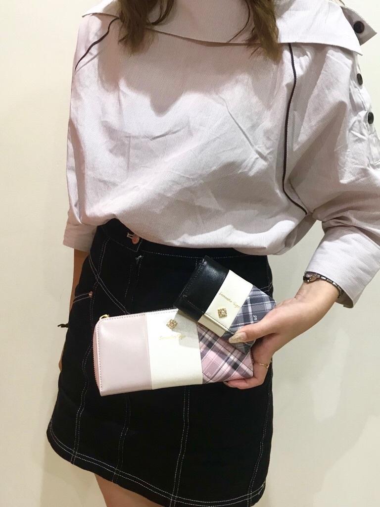 SAMANTHAVEGA 天王寺MIO店 山下行菜