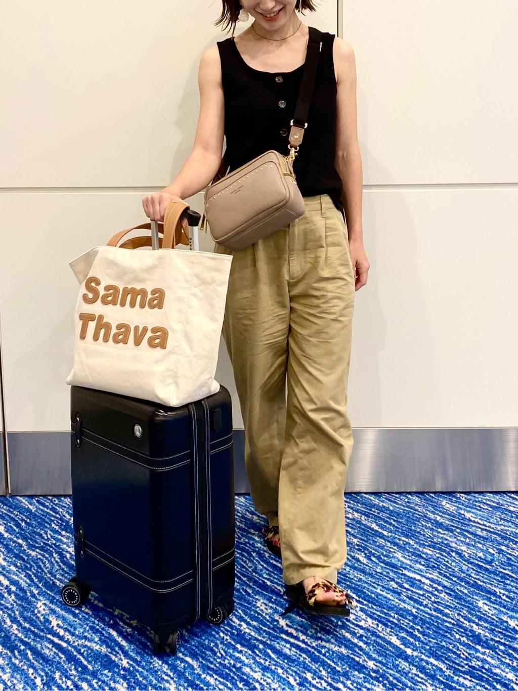 サマンサタバサスイーツ&トラベル羽田空港第2ターミナル店 Marie