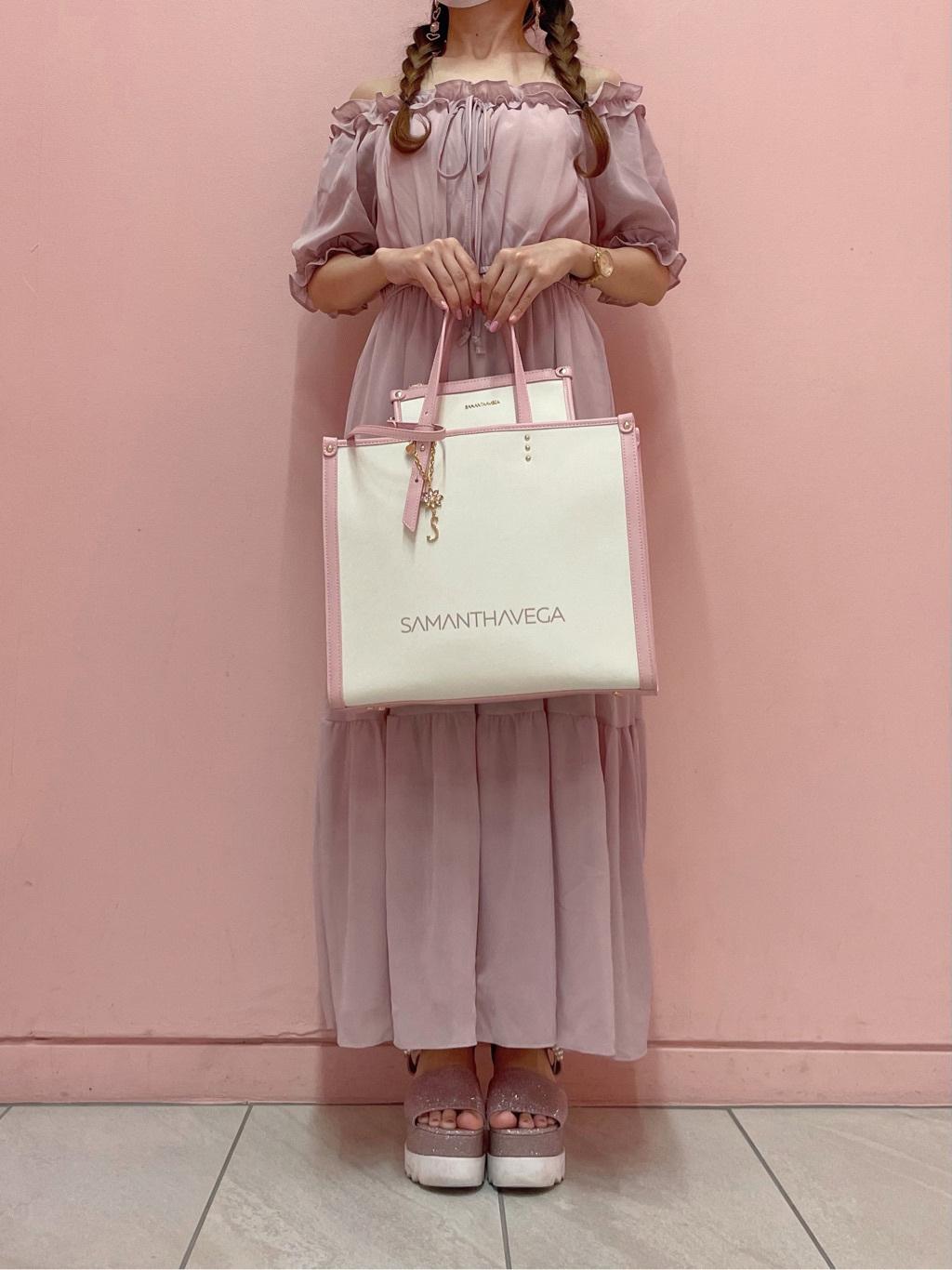 SAMANTHAVEGA SHIBUYA109店 yukka ʚ♡ɞ