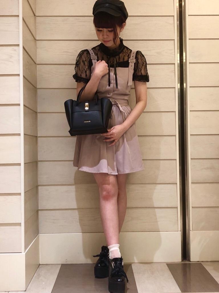 SAMANTHAVEGA 天王寺MIO店 ♡ 忠本 奈津美 ♡