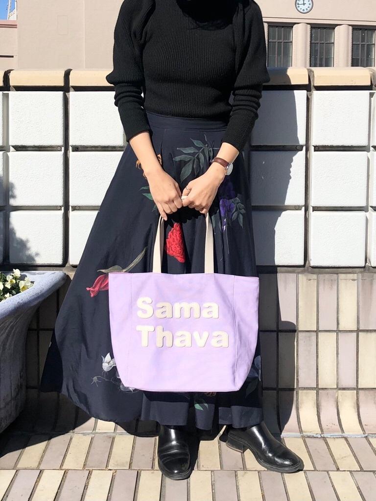 サマンサタバサ 上野マルイ店 畠山春香