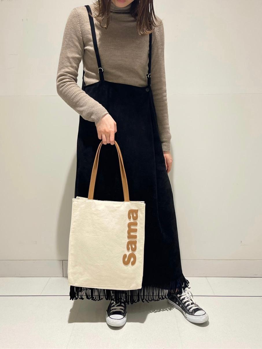 サマンサタバサ 大丸神戸店 清水 麻美