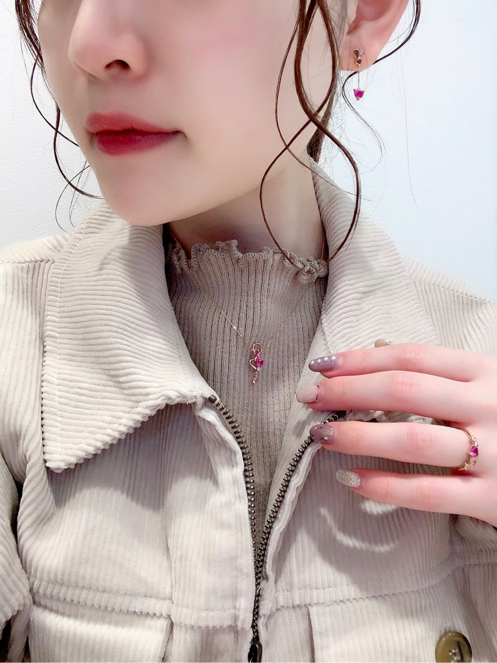 サマンサティアラ 高島屋大阪店 chii