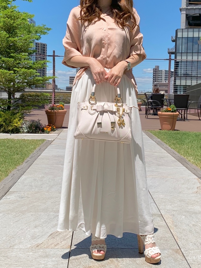 SAMANTHAVEGA Celebrity仙台エスパル shiori❤︎