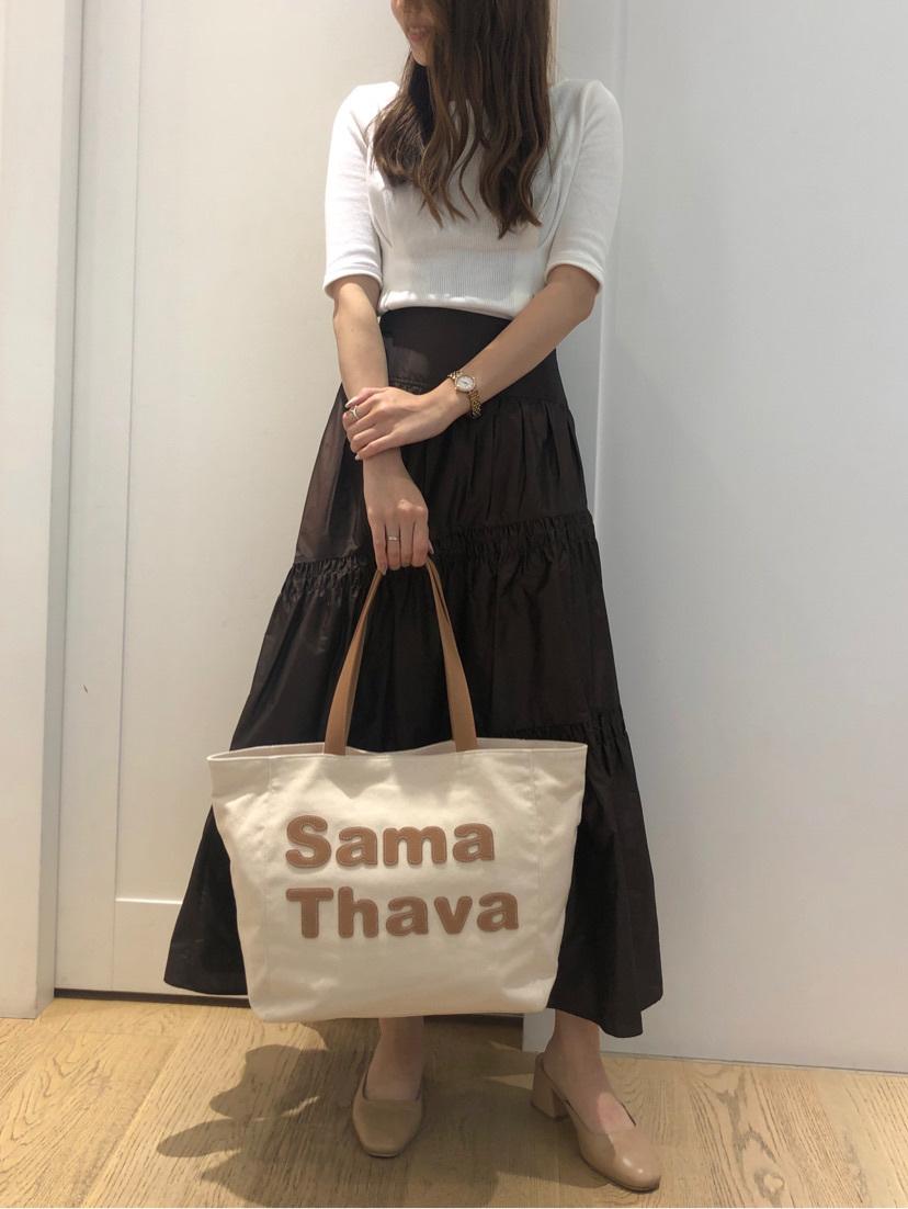 サマンサタバサ 表参道GATES ポップアップ デジタルストア sayaka