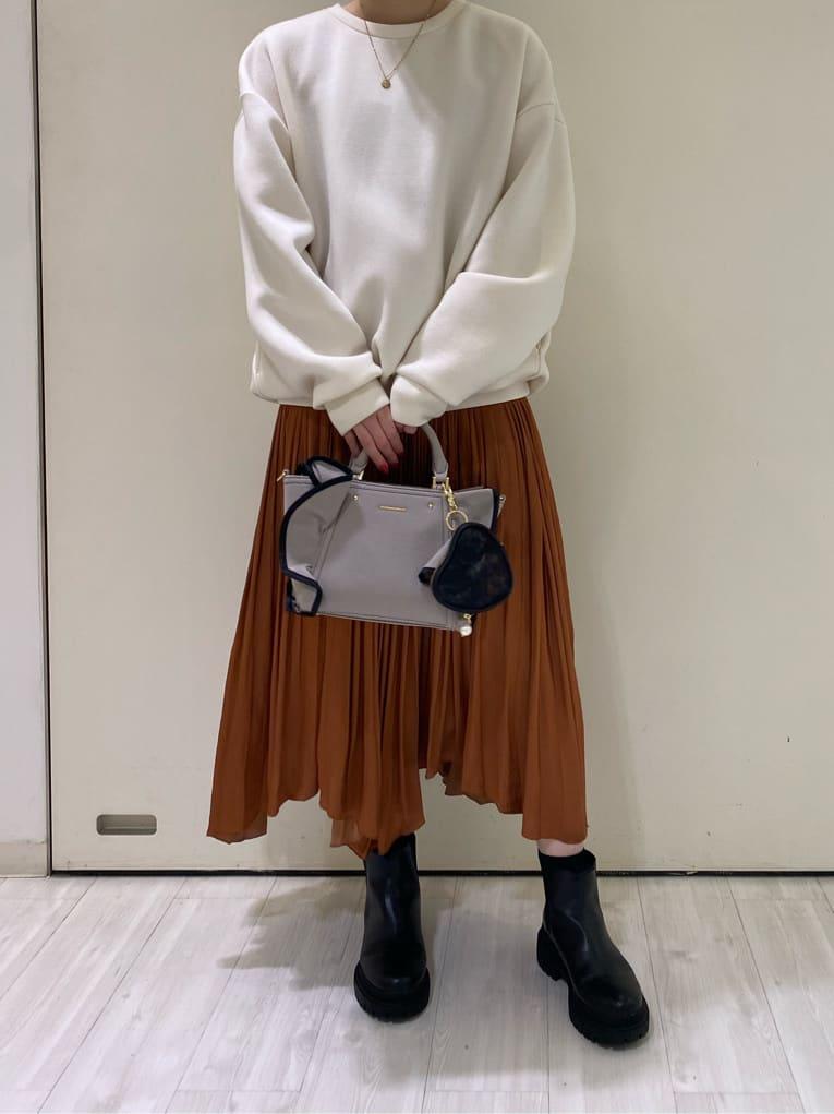 SAMANTHAVEGA Celebrity 福岡パルコ店 akane