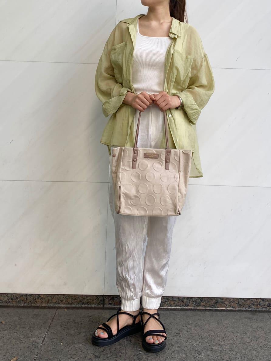 サマンサタバサデラックス サマンサタバサプチチョイス 新宿高島屋店 張