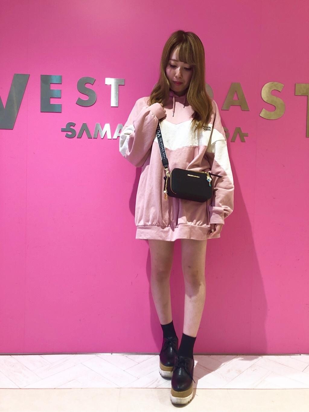 SAMANTHAVEGA SHIBUYA109店 yuki