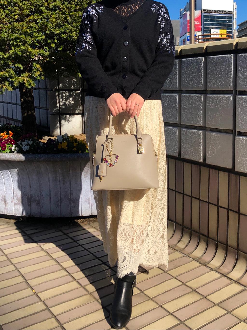 サマンサタバサ 上野マルイ店 yume