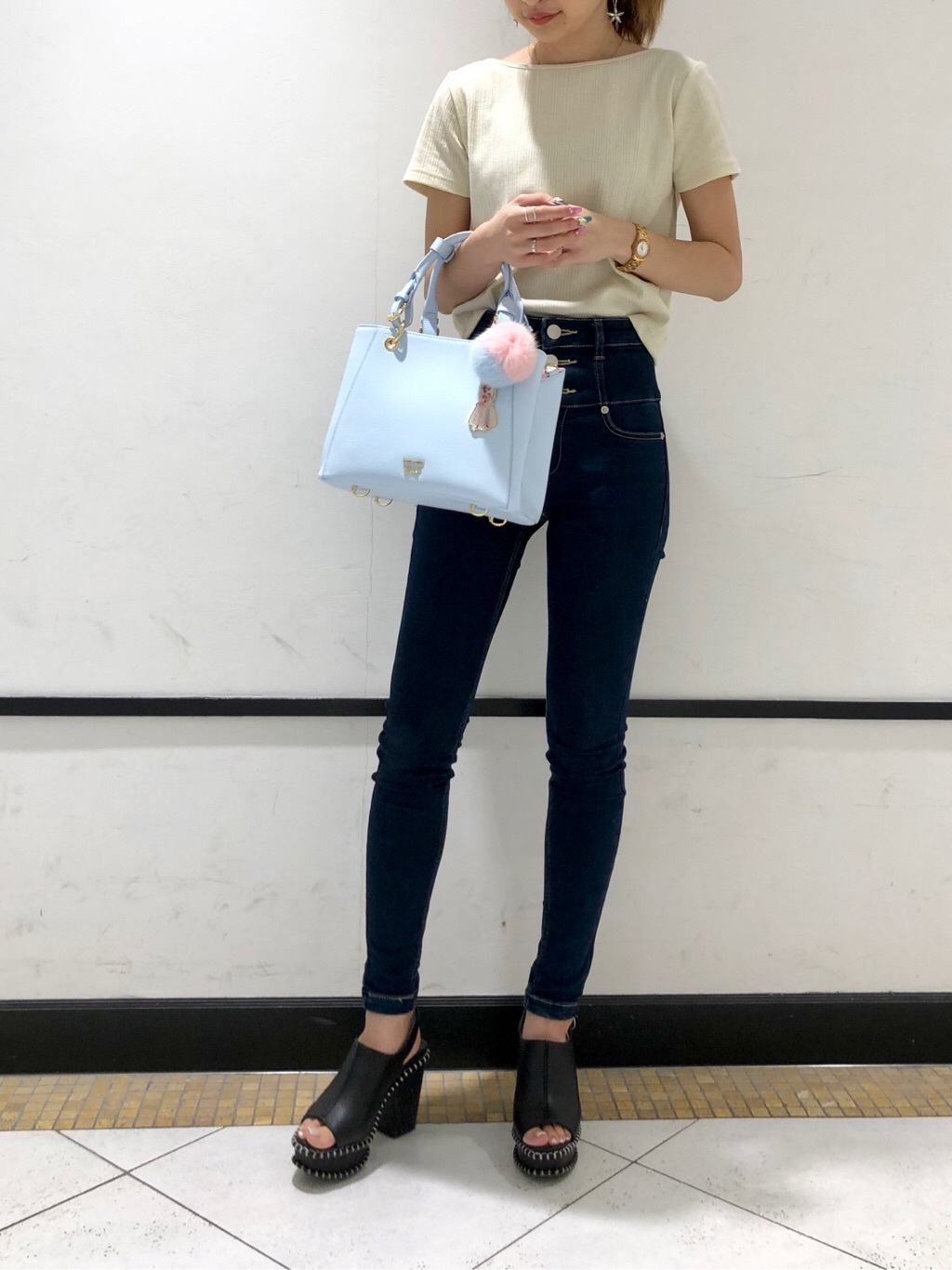 サマンサタバサ ルミネ横浜店 miku