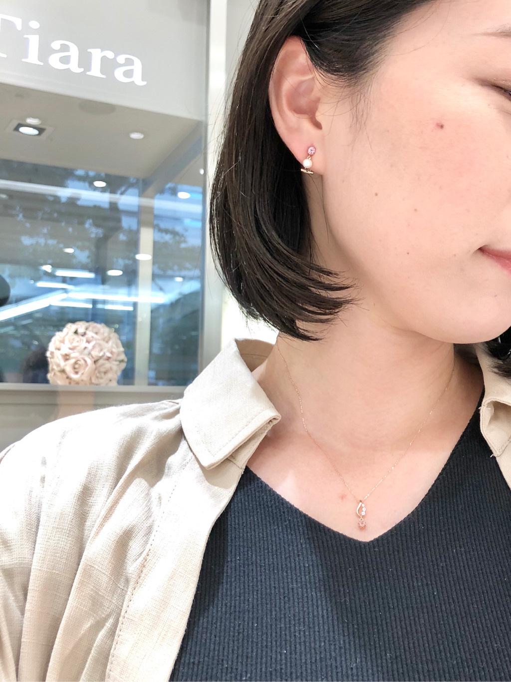 サマンサティアラ 大丸福岡天神店 いしちゃん