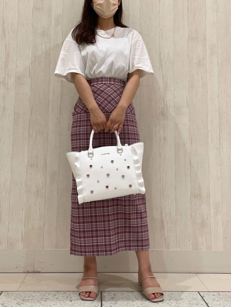 SAMANTHAVEGA 大丸札幌店 KEIKO
