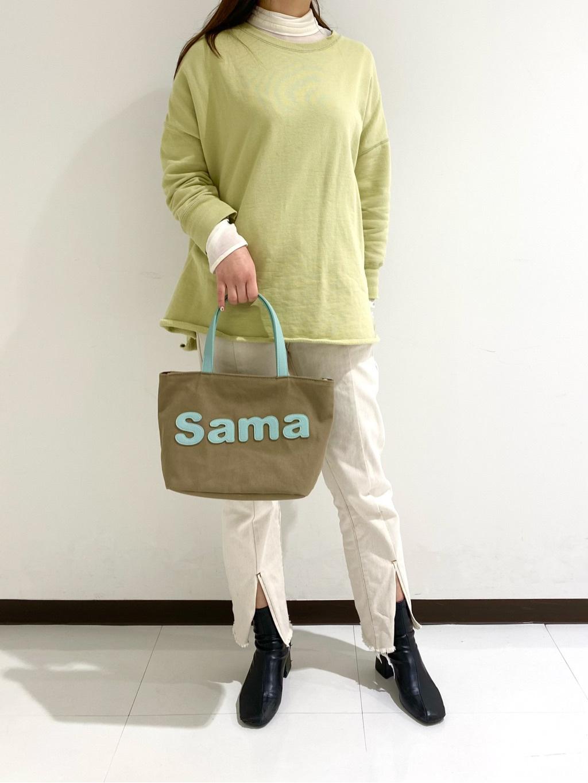 サマンサタバサ ルミネ大宮店 鈴木珠奈