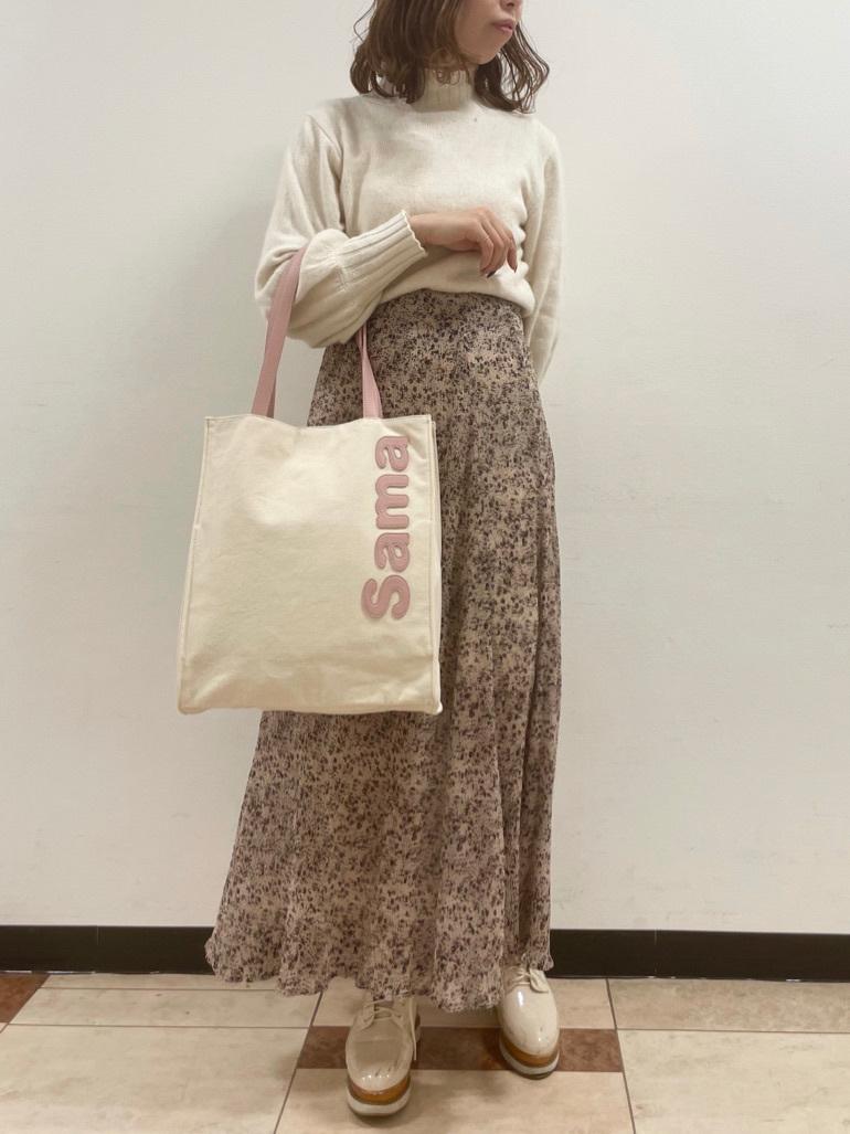 サマンサタバサ そごう横浜店 大野有香