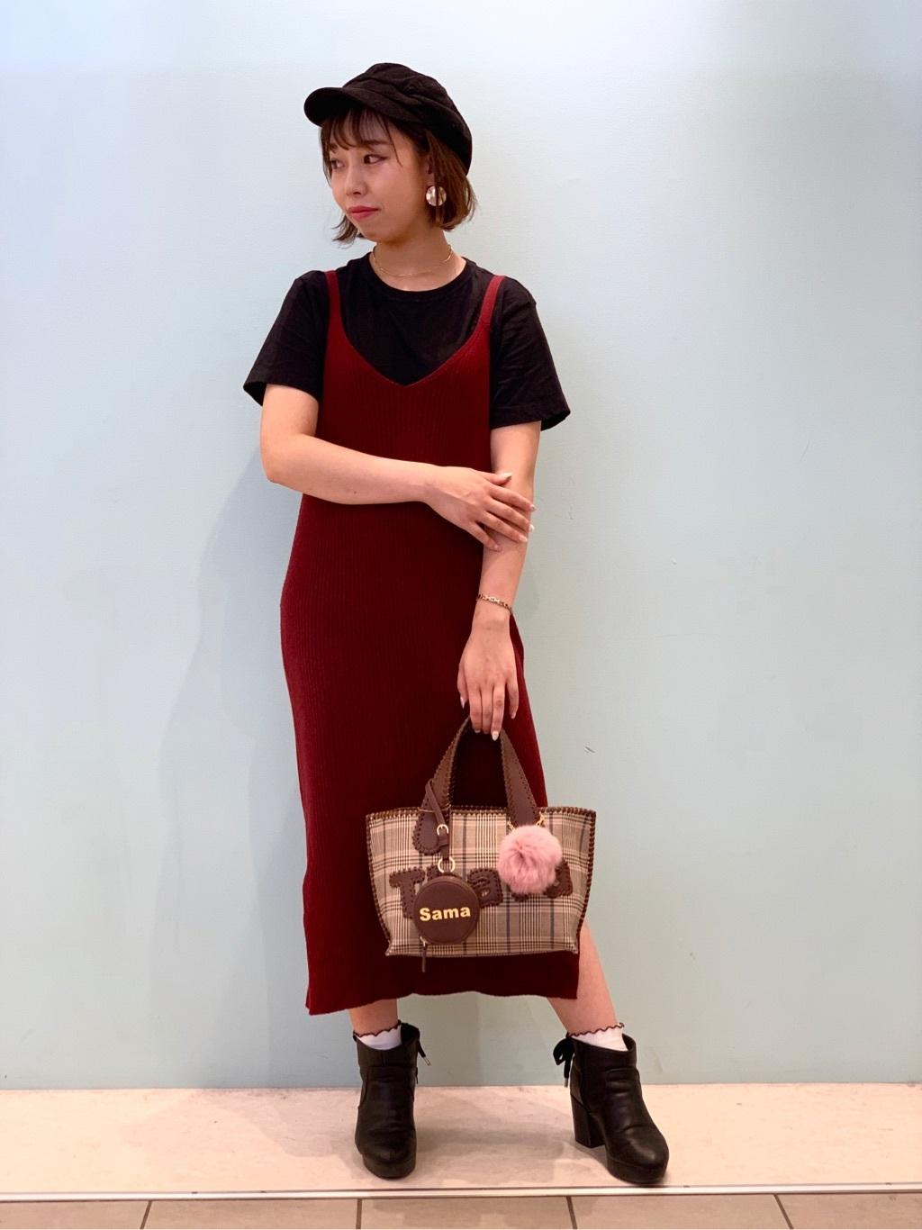 サマンサタバサアニバーサリー  ダイバ‐シティ 東京プラザ店 大野有香