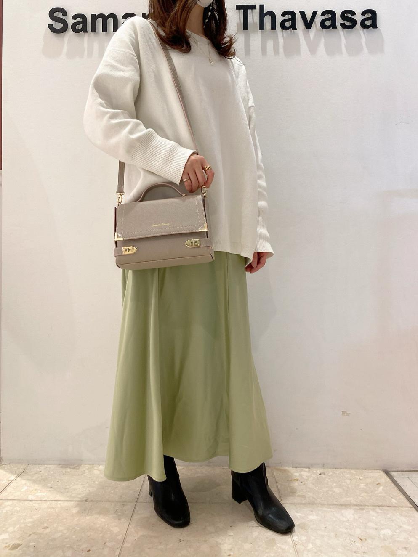 サマンサタバサ 仙台エスパルⅡ店  shiori narita