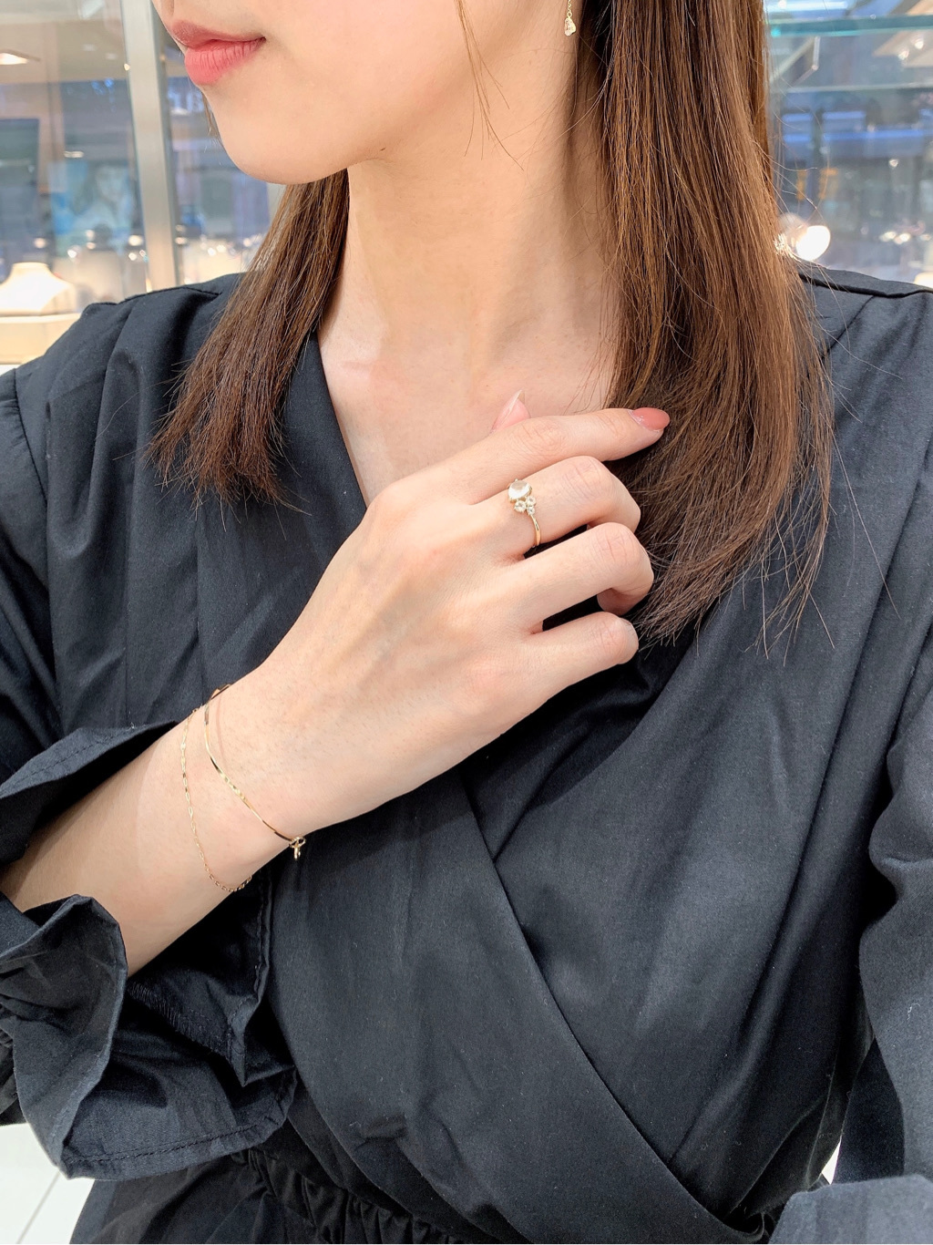 サマンサティアラ 大丸福岡天神店 Hinano
