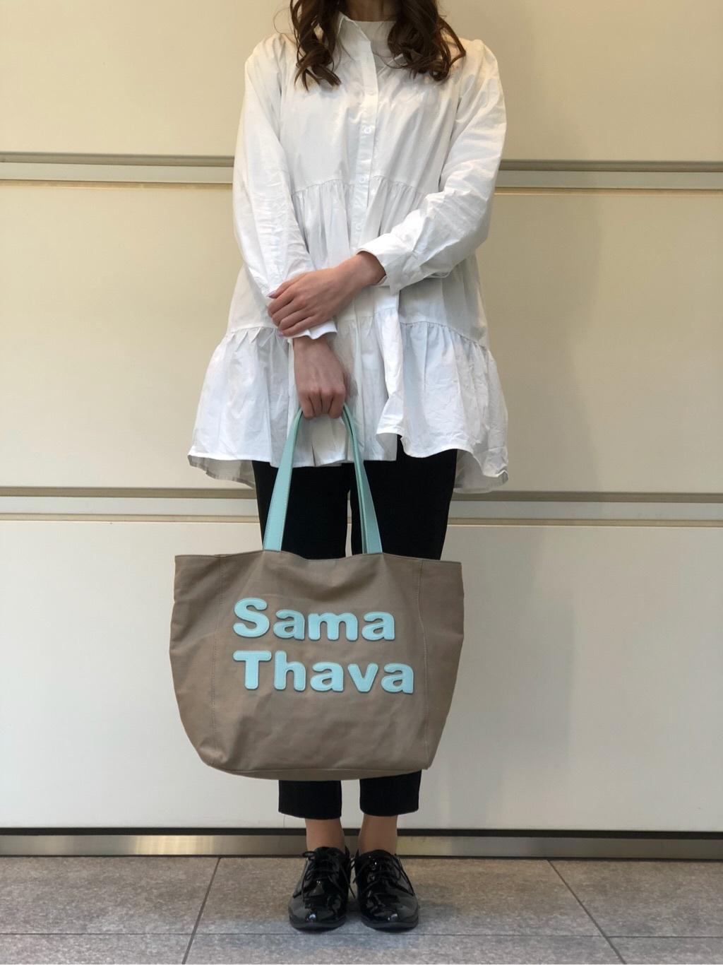 サマンサタバサ 大丸梅田店 arisa