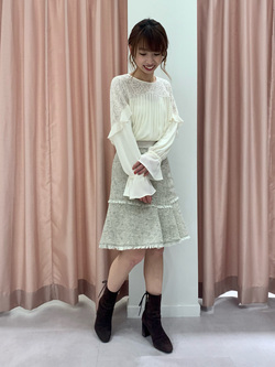 3719382 | Tomoko | JILLSTUART (ジルスチュアート)
