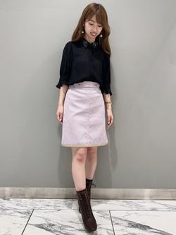 795025   Tomoko   JILLSTUART (ジルスチュアート)