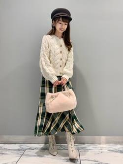 7266566 | Tomoko | JILLSTUART (ジルスチュアート)