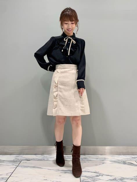 7128582   Tomoko   JILLSTUART (ジルスチュアート)