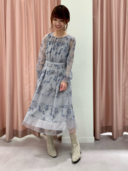 3615015   Tomoko   JILLSTUART (ジルスチュアート)