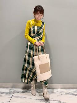 7161671   Tomoko   JILLSTUART (ジルスチュアート)