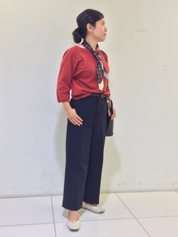 2884178 | hisako | HUMAN WOMAN (ヒューマンウーマン)