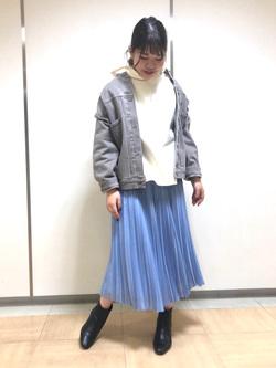 4113781 | yuna | HUMAN WOMAN (ヒューマンウーマン)