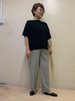 6322674 | mariko | HUMAN WOMAN (ヒューマンウーマン)