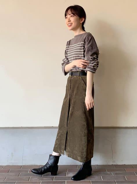 8000121 | Natsumi | HUMAN WOMAN (ヒューマンウーマン)