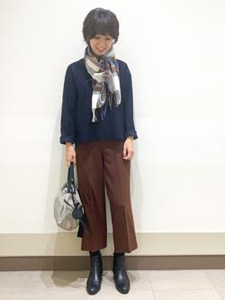 3249468 | yuka | HUMAN WOMAN (ヒューマンウーマン)