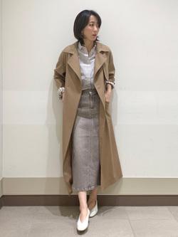 4200270 | yuka | HUMAN WOMAN (ヒューマンウーマン)