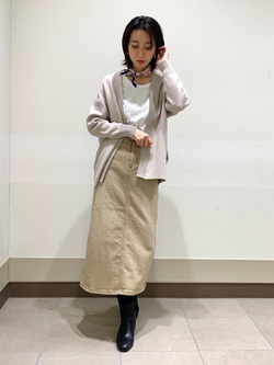 4273383 | yuka | HUMAN WOMAN (ヒューマンウーマン)