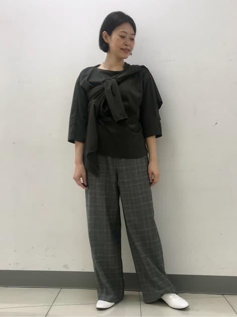 7000989 | asako | HUMAN WOMAN (ヒューマンウーマン)