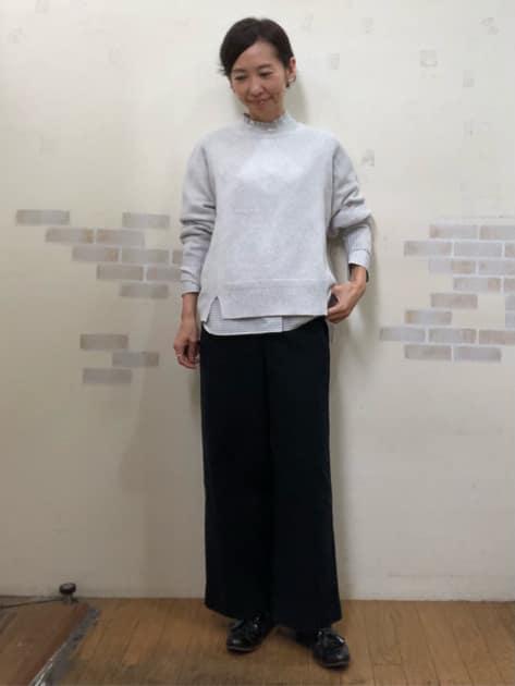 7988241 | mayumi | HUMAN WOMAN (ヒューマンウーマン)
