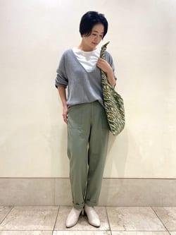 7224150 | yuko | HUMAN WOMAN (ヒューマンウーマン)