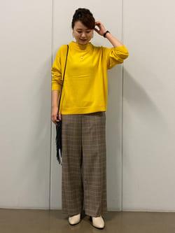 8374597 | mika | HUMAN WOMAN (ヒューマンウーマン)