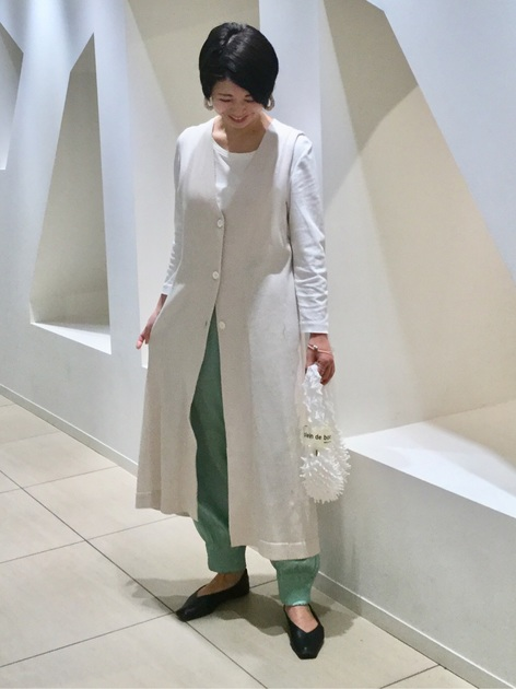4659815 | yasuko | HUMAN WOMAN (ヒューマンウーマン)