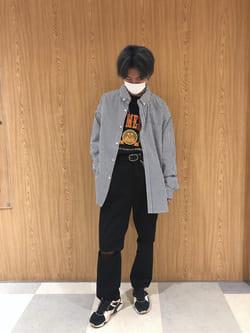 WEGO SUNAMO店 しだっち