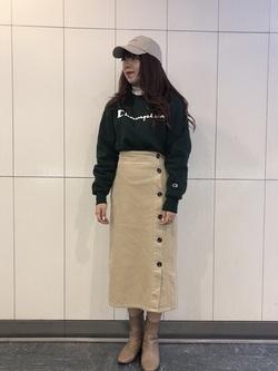 WEGO 成田空港第一ターミナル店 わかちゃん