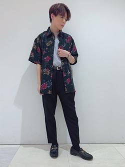 WEGO SHIBUYA109 KAGOSHIMA店 たつや
