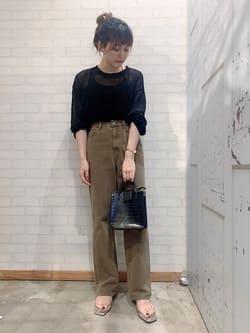 WEGO 仙台パルコ店 あおい