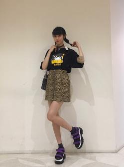 WEGO SHIBUYA109店 コロリ